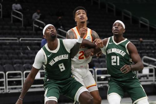 Bucks vs. Hawks Preview: Bo-Berry Biscuitball
