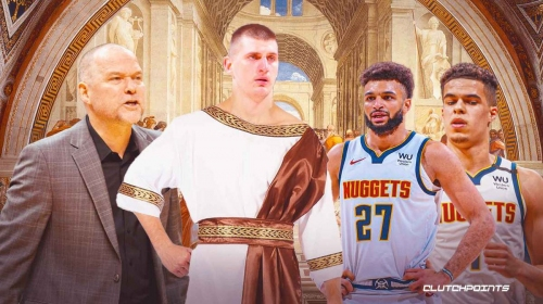 Nikola Jokic's philosophical take on leading Nuggets without Jamal Murray