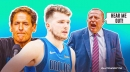 Luka Doncic's critique of play-in game draws rivaling take from Knicks head coach Tom Thibodeau