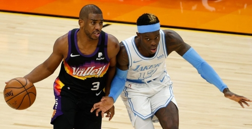 NBA Rumors: LA Lakers Could Pry Chris Paul Away From Suns In 2021 Free Agency