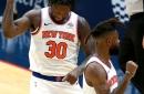 """Knicks 116, Pelicans 106: """"FOOOOOOOOUR!"""""""