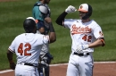 Orioles get another Trey Mancini home run, little else in 4-2 loss to Mariners to open doubleheader