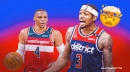 Wizards star Bradley Beal's mind is mush amid Russell Westbrook's triple-double run