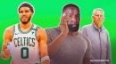 Celtics star Jayson Tatum calling Kendrick Perkins earns reaction from Danny Ainge