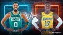 NBA odds: Celtics vs. Lakers prediction, odds, pick, more