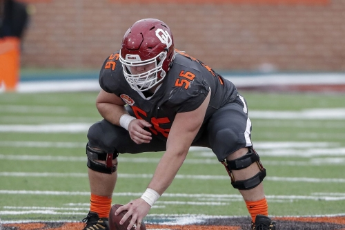 Creed Humphrey praised for confirming the tape during pre-draft process