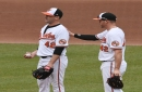 Orioles vs. Mariners, second doubleheader | PHOTOS