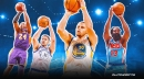 Stephen Curry and the 5 greatest 3-quarter performances in NBA history, ranked
