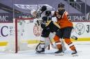 Recap: Flyers hang around long enough to beat the Penguins 2-1 (shootout)