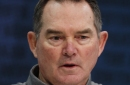 Who would play Mike Zimmer in his biopic?