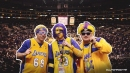 VIDEO: Fans flock to Staples Center for first time in 13 months to see Lakers face Boston