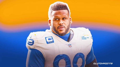 Aaron Donald's lawyer claims video exonerates Rams star of assault
