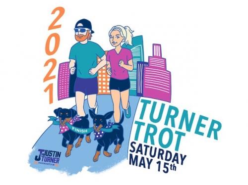 Justin & Kourtney Turner Going Virtual With Justin Turner Foundation 5K