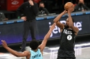 Kevin Durant scores 25 as Nets defeat Hornets to go 20 games over .500, 130-115