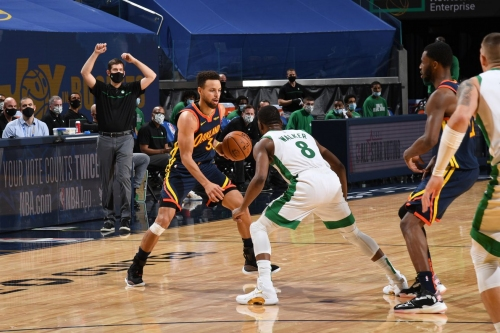 Warriors vs. Celtics Preview: They're rolling now!