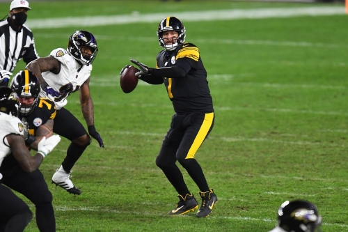 Steelers 2020 Review, Week 12: The Real Ben Roethlisberger stands up