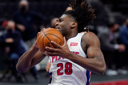 Why Detroit Pistons' Isaiah Stewart is a mix of Ben Wallace and Rasheed Wallace
