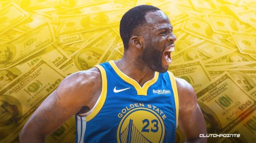 Draymond Green's net worth in 2021