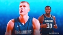 Kristaps Porzingis draws interesting fan treatment after getting absolutely outplayed by Knicks' Julius Randle