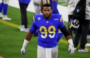 Assault claims against Rams' Aaron Donald dropped