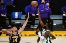 Garden Report: Jaylen Brown makes Celtics history