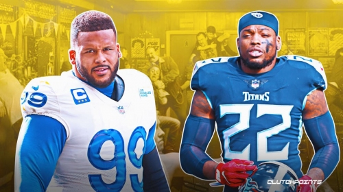 Aaron Donald and 3 NFL Players You Don't Want To Mess With In A Bar Fight