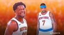 4 reasons Julius Randle will have a better Knicks career than Carmelo Anthony