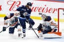 Mike Smith holds fort as Oilers bridge gap on Jets