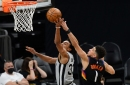 Suns shellacked by Spurs in the Valley
