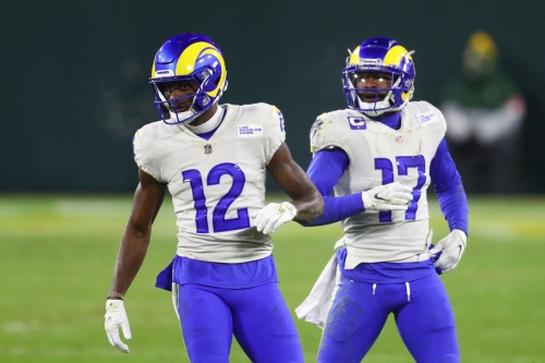 News and notes from the Los Angeles Rams heading into the 2021 NFL Draft