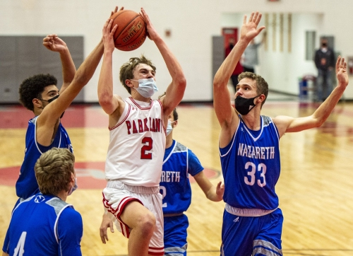 Boys Basketball All-Area Team: Parkland's Nick Coval is The Morning Call rookie of the year