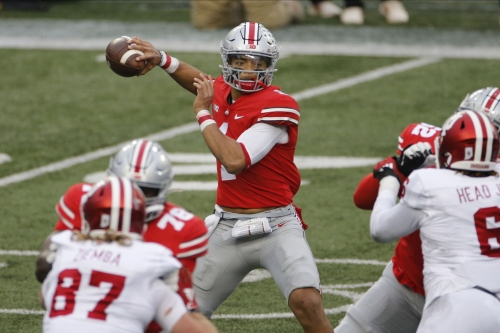 Brad Biggs' NFL mock draft 2.0: A handful of teams could be interested in moving up into the top 10 for a shot at a quarterback