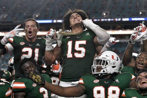 Cowboys 2021 draft prospects: Miami EDGE Jaelen Phillips scouting report