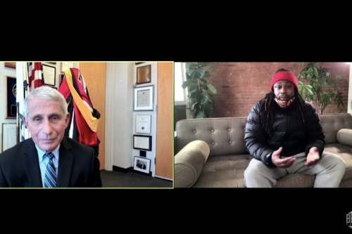 Raiders news: Former Raider Marshawn Lynch discusses vaccine hesitancy with Dr. Anthony Fauci