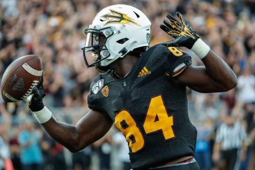 Buccaneers NFL Draft Target: Wide receiver, Frank Darby (Arizona State)
