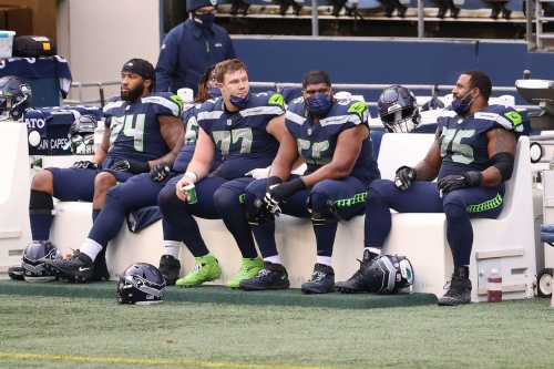 Seahawks 2021 pre-draft checkup: The offensive line