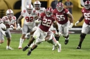 Najee Harris made Alabama's offensive line look better than it actually was