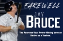 Jay Bruce announces retirement following Sunday's game