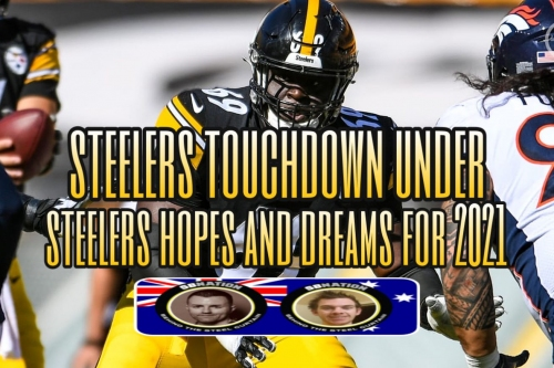 Podcast: Will the Steelers match our hopes and dreams in 2021?