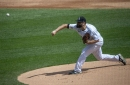 Chicago White Sox place starting pitcher Lance Lynn on the 10-day injured list with a strained right trapezius