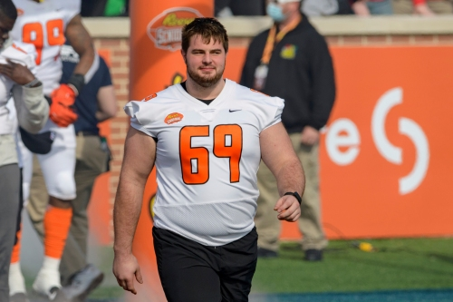 NFL draft: Rams could snap up offensive linemen