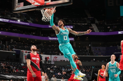 Recap: Hornets end four-game slide with 109-101 win over Trail Blazers