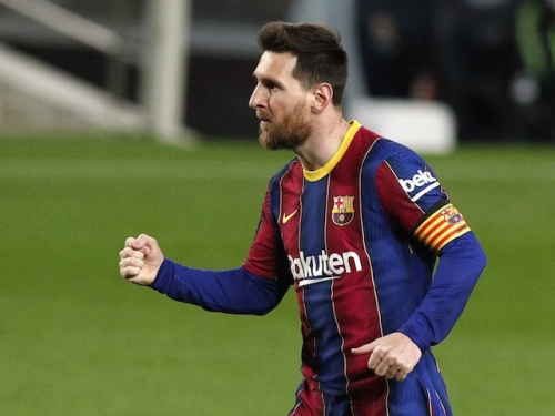Barcelona 'yet to offer Lionel Messi new contract'