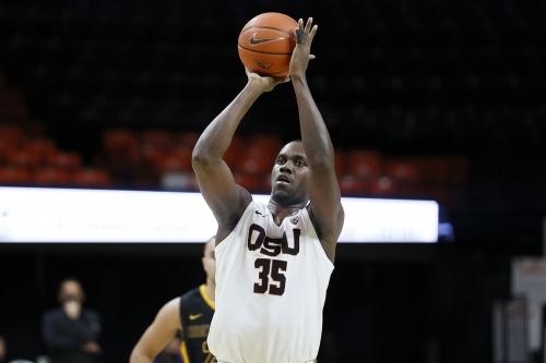 Oregon State Basketball: Sophomore Forward Dearon Tucker Enters The Transfer Portal