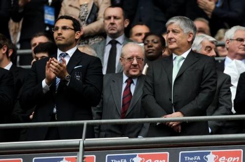 Former chairman Bernstein 'ashamed' of Man City involvement in Super League