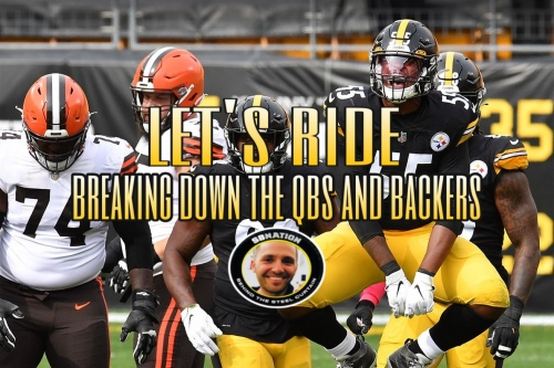 Podcast: Breaking down the Steelers' QBs and Backers