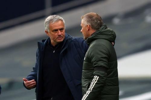 Former Man United manager Jose Mourinho sacked by Tottenham