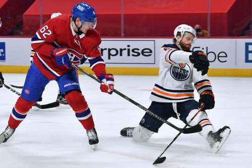 Canadiens @ Oilers: Game preview