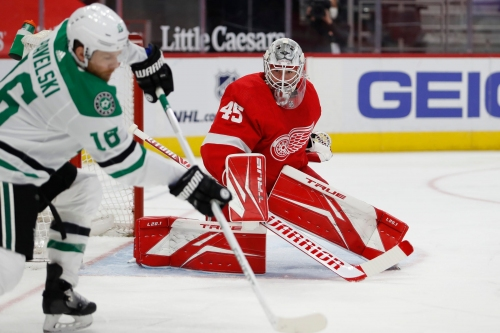 Detroit Red Wings game vs. Dallas Stars: Time, TV, more info
