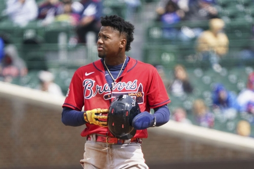 The Daily Chop: Ronald Acuña Jr injured, Ozzie Albies update and more